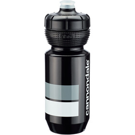 Cannondale Block Gripper Drinkfles 600ml, black/white